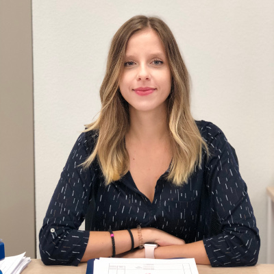 Gabriela Stirbu, asesora fiscal-laboral