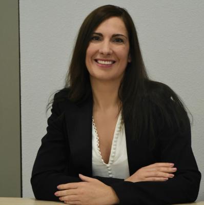 Marta Mallorquín, asesora laboral