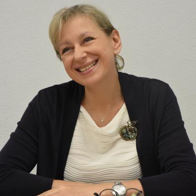 Oxana Cijova, asesora fiscal