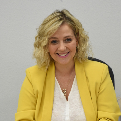 Raquel Contreras, asesora fiscal